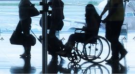 <p>personnes à mobilité réduite</p>