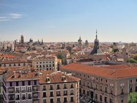 <p>Madrid</p>